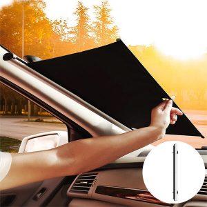 Baseus Car Sunshade Retractable Windshield Car Window Shade Car Front Sun Block