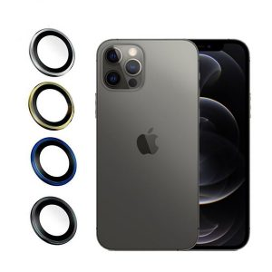 KUZOOM Camera Lens Protective Film for iPhone 12 Series