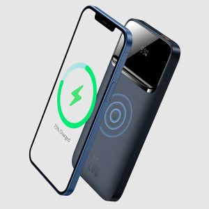 BASEUS 10000mAh 20W Magnetic Wireless Charger Mobile Phone Quick Charging Power Bank