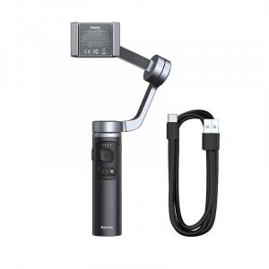 Baseus Control Smartphone Handheld Folding Gimbal Stabilizer
