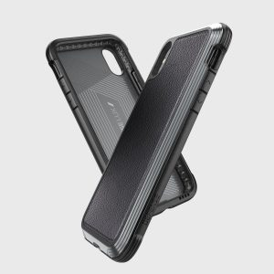 X-DORIA Defense Lux Case for iPhone X XS