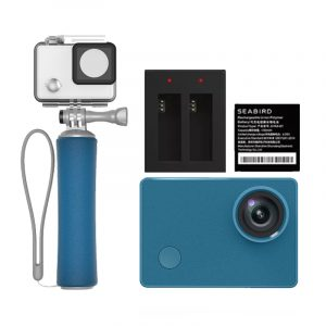 Xiaomi Seabird 4K Action Camera with Full Set of 3 Kit