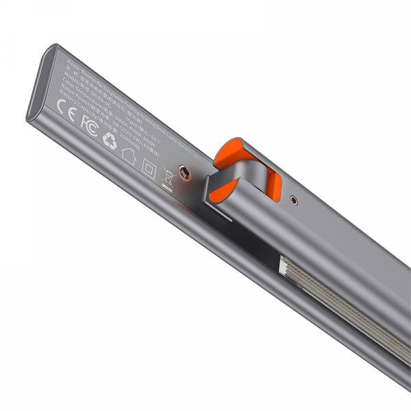 BASEUS Smart Eye Series Rechargeable Folding Reading Desk Lamp (Smart Light)