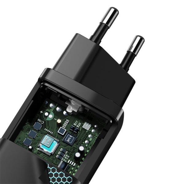 Baseus 65W GaN2 Lite Quick Charger EU Plug