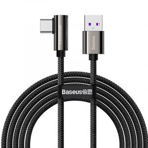 Baseus Legend Series Elbow 66W Fast Charging Data Cable USB to Type-C
