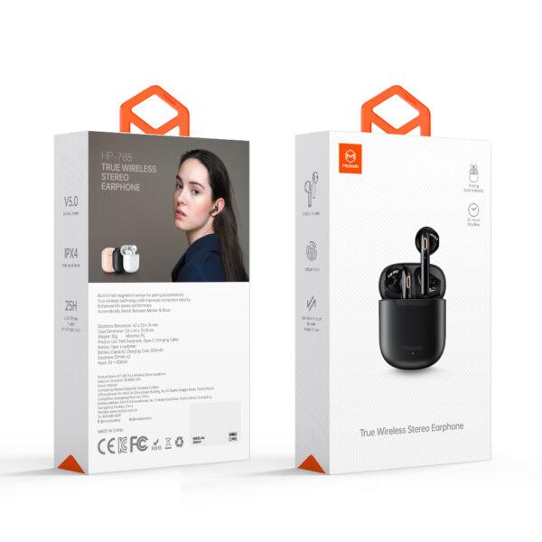 MCDODO HP-788 TWS Stereo HIFI Sound Touch Control Bluetooth Earphones