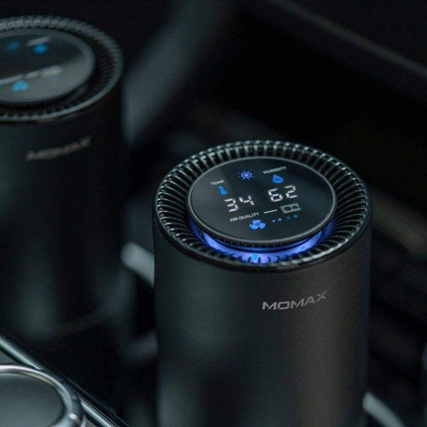 MOMAX Pure Go ION Silent Clean Air Purifier