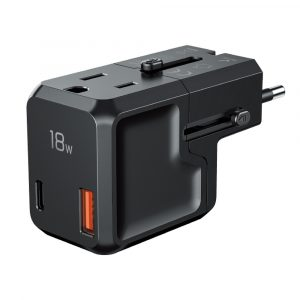 Mcdodo 18W PD QC International Travel Charger Power Adapter