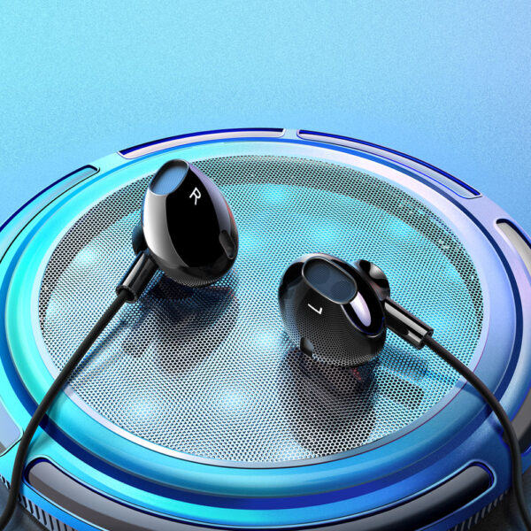 Mcdodo HP-612 Apple Lightning iPhone Wired Control Earphone