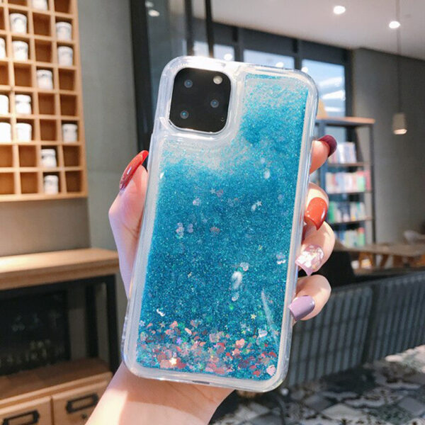 QY Colorful Glitter Case for iPhone 12 Series