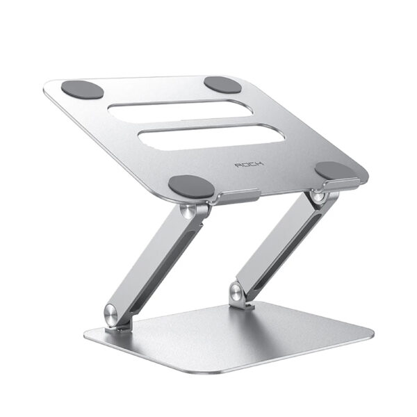 ROCK Aluminum-alloy Foldable Laptop Desktop Holder Stand