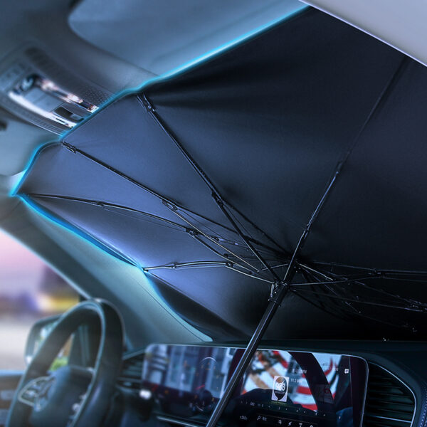 Usams US-ZB235 Car Windshield Sunshade Umbrella