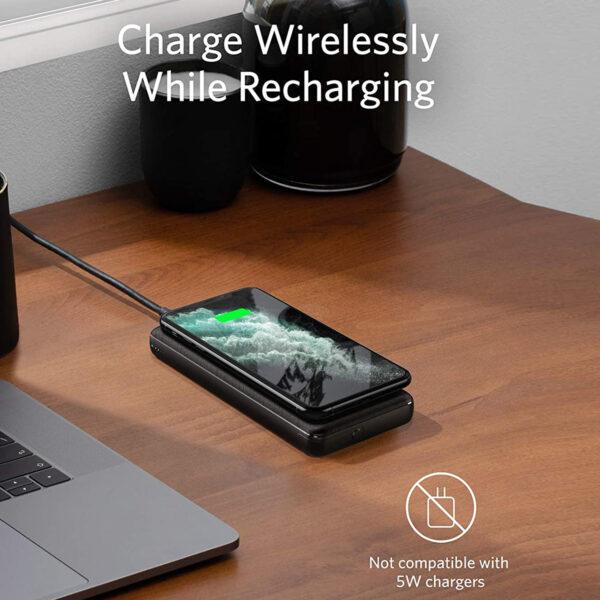 Anker PowerCore lll Sense 10W Max 10000mAh Wireless Powerbank