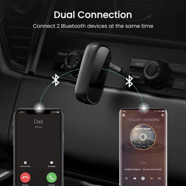 UGREEN Bluetooth 5.0 Receiver Audio Adapter