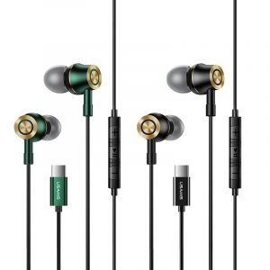 USAMS US-SJ482 EP-43 Type-C In-ear Metal Earphone