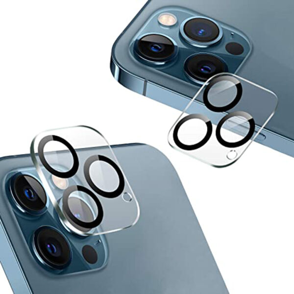 ANANK 9H Tempered Glass Camera Len's Protector for iPhone 12 Series