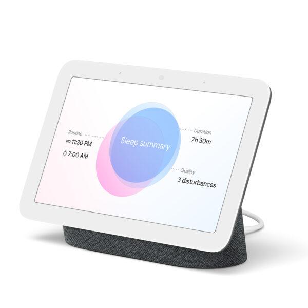 Google Nest Hub 2nd Gen - Smart Home Display with Google Assistant