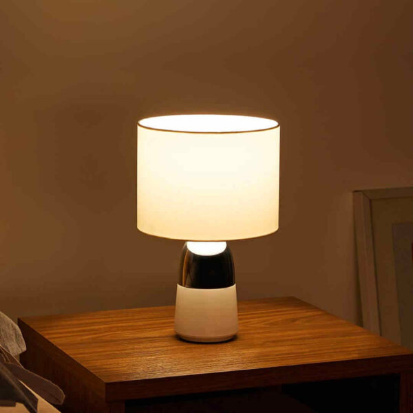 Xiaomi Youpin LED Touch Bedside Lamp Crystal Table Lamps For Bedroom Living Room