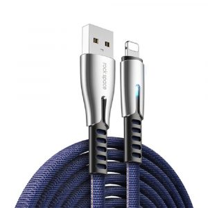 rockspace M2 USB to Lightning Fast Charging Cable