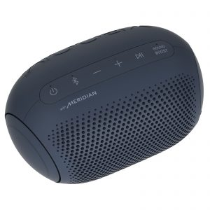 LG XBOOM Go Portable Bluetooth Speaker with Meridian Technology