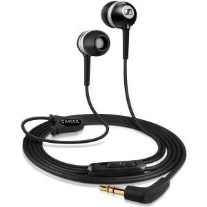 SENNHEISER CX 400-II Noise-Isolating Stereo Earphones