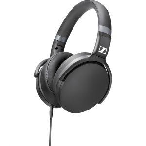 SENNHEISER HD 4.30i Over-Ear Headphones with Apple® Remote & Microphone