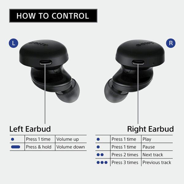 SONY WF-XB700 EXTRA BASS True Wireless Earbuds