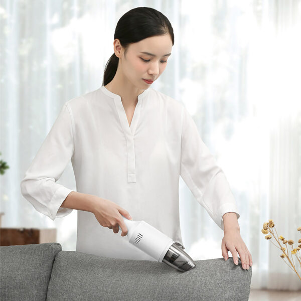 Shunzao Handheld Vaccum Cleaner Z1 with HEPA Filter