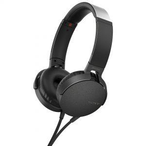 Sony MDR-XB550AP Extra Bass On-Ear Headphone