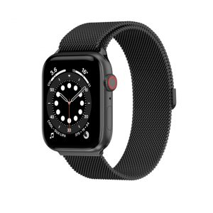 SwitchEasy Mesh Stainless Steel Watch Loop for Apple Watch