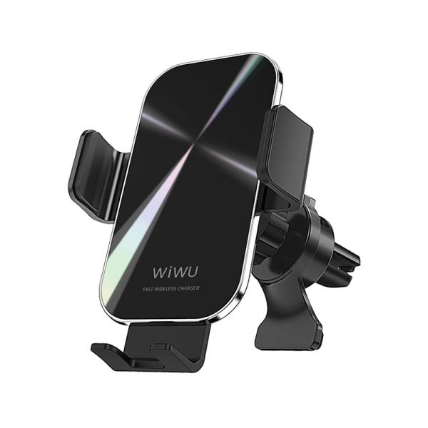 WiWu Liberator Car Mount 15W Wireless Charger