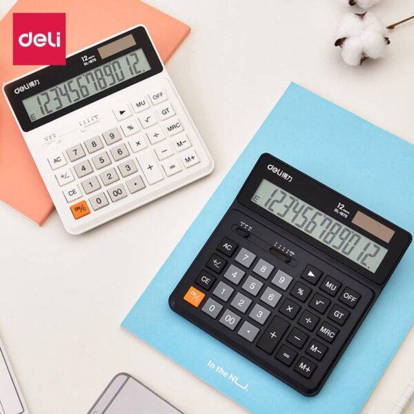 Deli 1675 Solar Office Calculator
