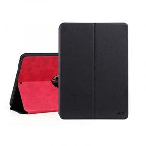 HDCI Dual Color Double Face Smart Leather Flip Case for iPad