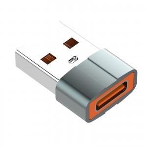 LDNIO LC150 LDNIO USB C Female to USB Male Adapter